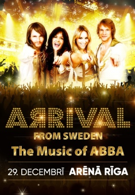 The Music of ABBA / Arrival from Sweden