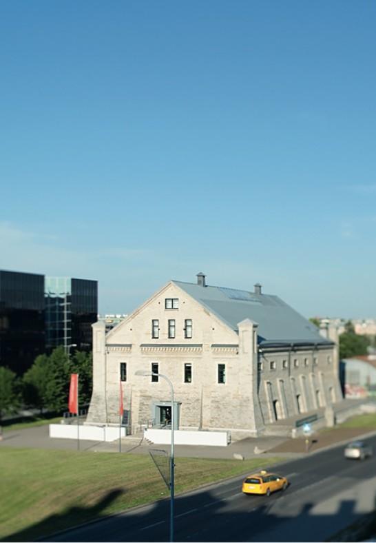 Igaunijas Arhitektūras muzejs / Estonian Museum of Architecture