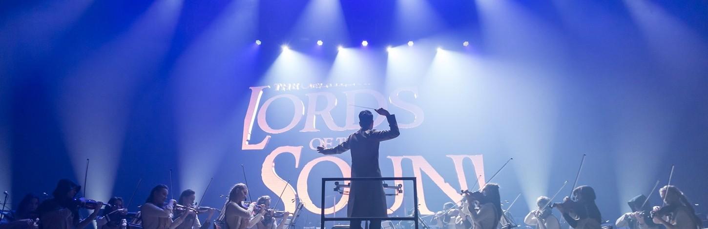 Оркестр «Lords of the sound» снова в Риге! Целых 2 дня хитов!